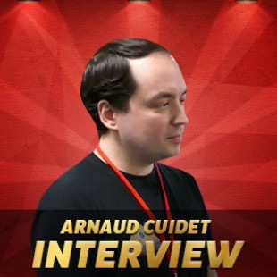 Cannes 2015 – Interview Arnaud Cuidet – Metal Adventures