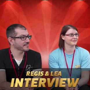 Cannes 2015 – Interview Régis et Léa – Libellud