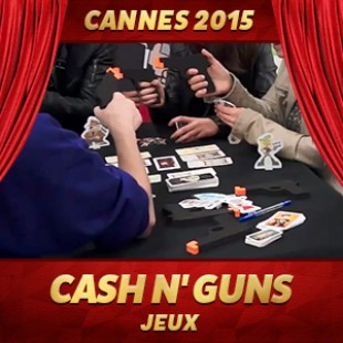 Cannes 2015 – Cash n' guns 2nde édition – Repos production
