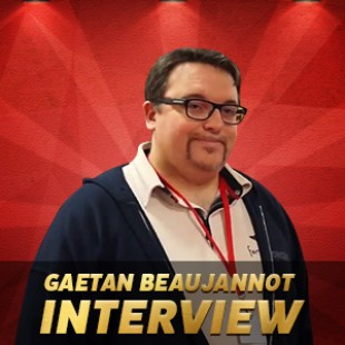 Cannes 2015 – Interview Gaetan Beaujannot – Forgenext