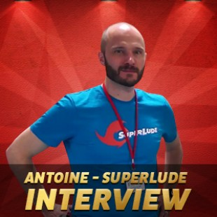 Cannes 2015 – Interview Antoine – SuperLude