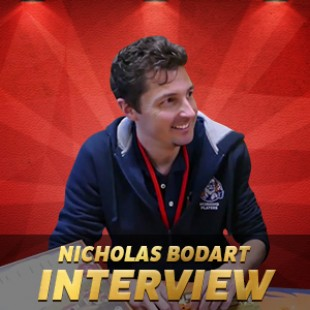 Cannes 2015 – Interview Nicholas Bodart – Morning Players