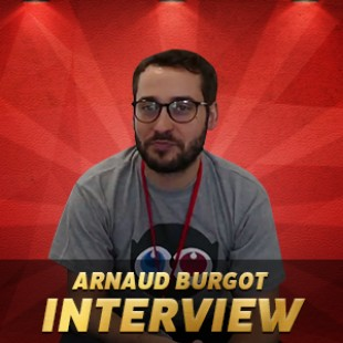 Cannes 2015 – Interview Arnaud Burgot – Ulule