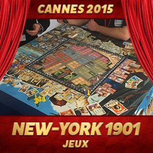 Cannes 2015 – New York 1901 – Blue Orange