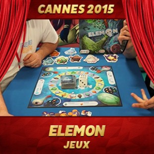 Cannes 2015 – Elemon – Elemon Games