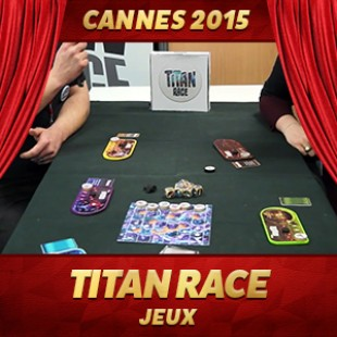 Cannes 2015 – Titan Race – Funforge