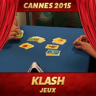 Cannes 2015 – Klash – Elemon games