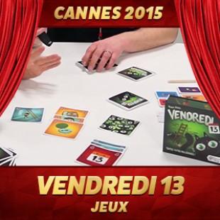 Cannes 2015 – Vendredi 13 – Scorpion Masqué