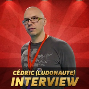 Cannes 2015 – Interview Cédric – Ludonaute