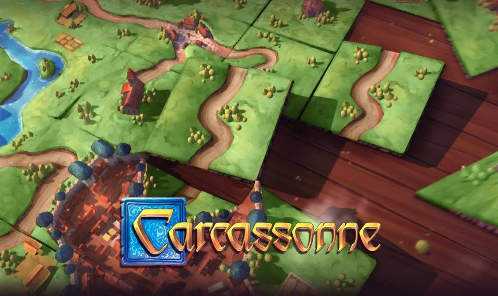 CARCASONNE OK