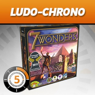 LudoChrono – 7 wonders