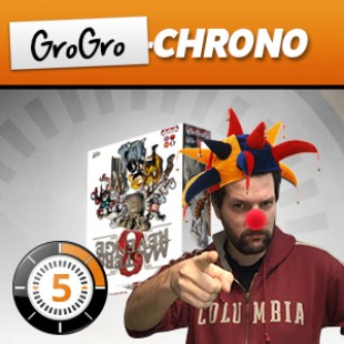 GrogroChrono – 8 Masters Revenge