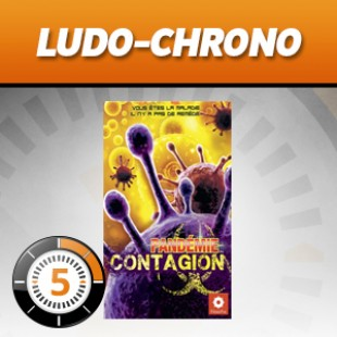 LudoChrono – Pandémie Contagion