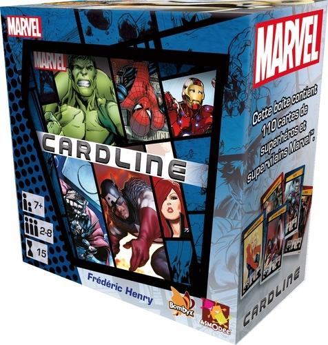 Cardline Marvel e