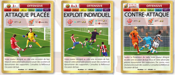 Cartes offensives hd