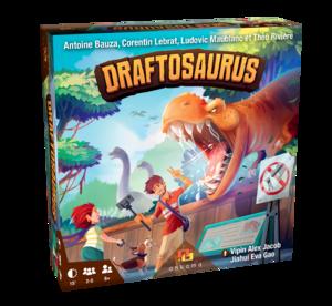 Draftosaurus ludovox