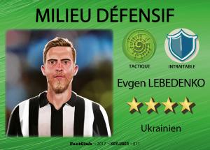 E11 Evgen Lebedenko