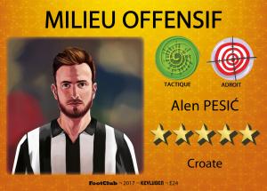 E24 Alen Pesic