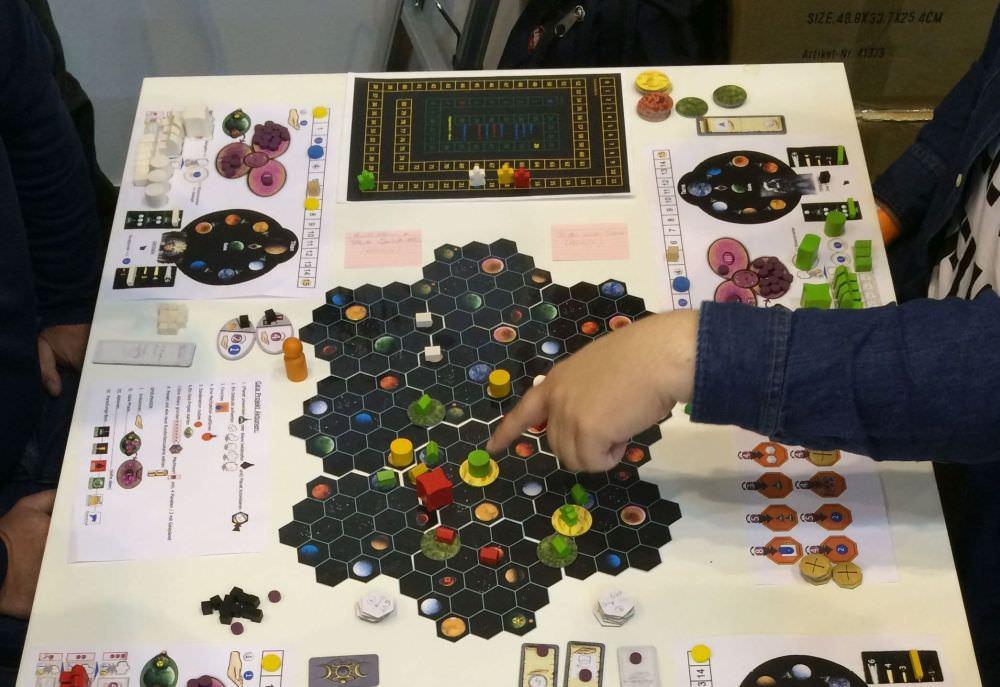 Essen-2015-Project-Gaia