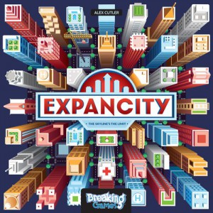 Expancity cover aplat