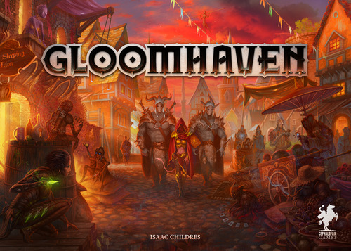 """Résultat de recherche d'images pour """"gloomhaven jeu"""""""