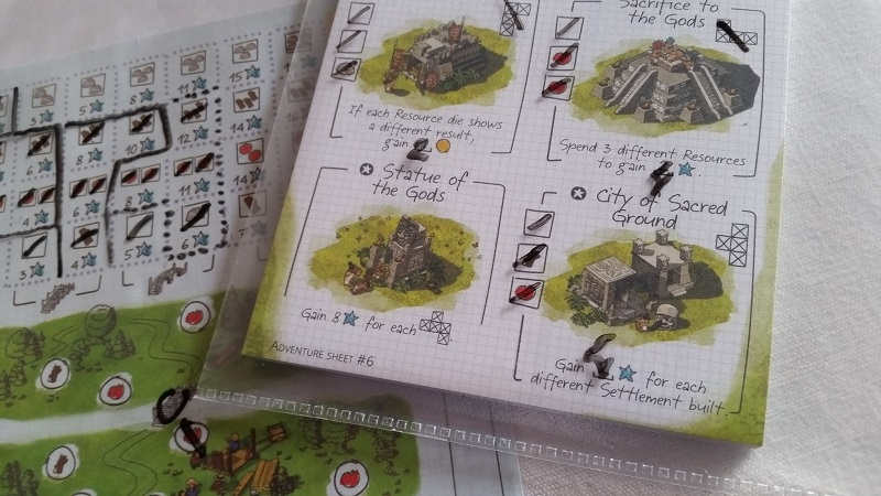 Imperial settlers Roll & Write (4)