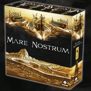 Mare Nostrum bientôt la campagne KS