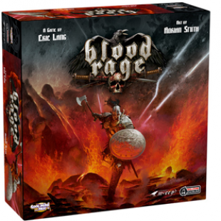 Blood Rage [il est fat mon KS !]
