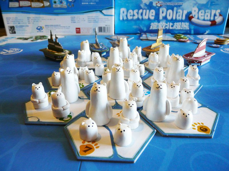 Rescue_a_polar_bear_Jeux_de_societe_Ludovox03