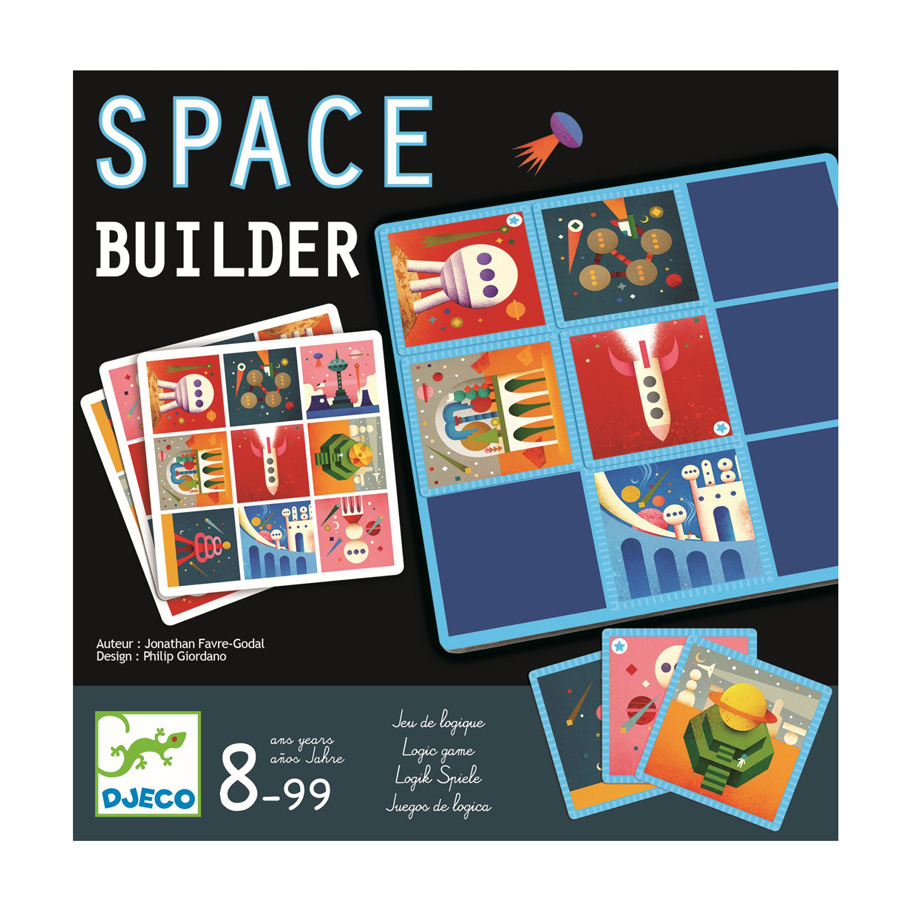 Space builder ludovox