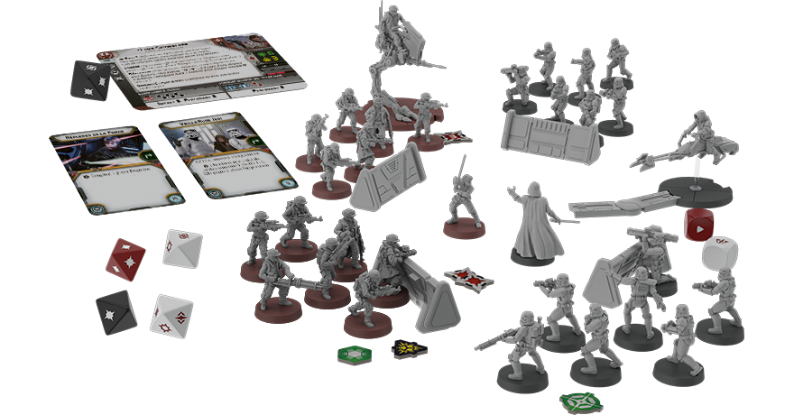 Star-wars-LEGION-FFG jeu de societe
