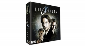X-Files le jeu de société !