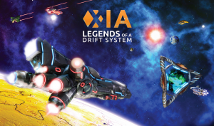 Xia legend of a drift system