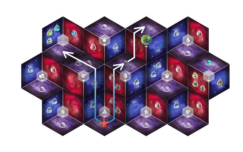"""Ce petit extrait d'un ouvrage de formation de la HOPE vous explique comment on """"monte"""" dans le multivers. On choisie une direction, et on saute d'une tranche d'espace-temps à l'autre. Simple quand on a chopé le truc."""
