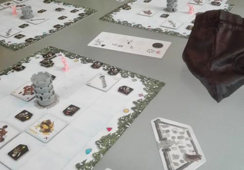 Bad bones offre du matériel de très bonne qualité pour pouvoir jouer jusqu'à six joueurs
