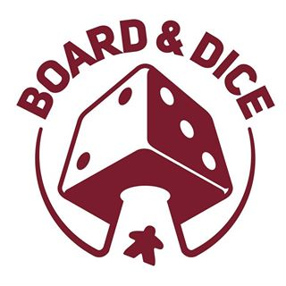 board and dice logo
