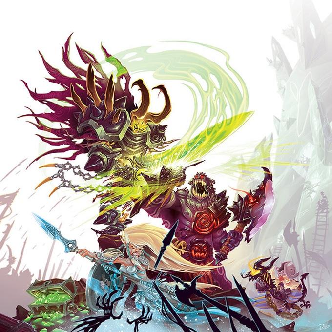 clash of rage djib