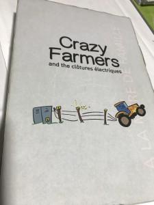 crazy farmer