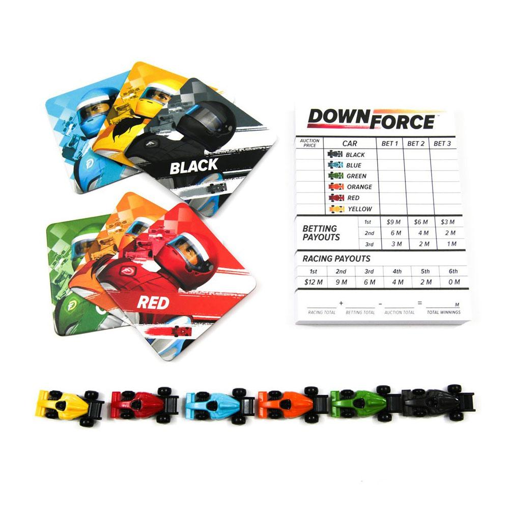 downforce materielJeu de societe-ludovox