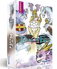 Dragons' Eggs chez SNE Cosaic