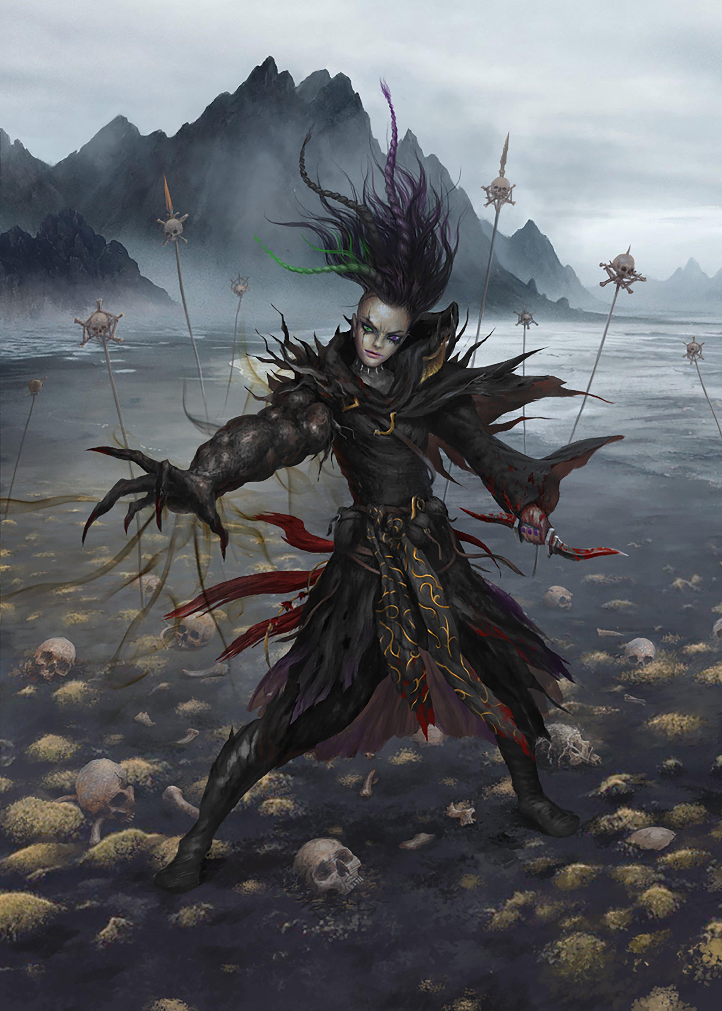 gloomhaven Necromancer