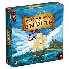 jeu de société huit minutes pour un empire ludovox