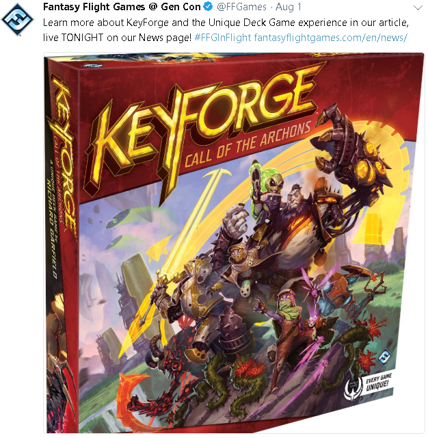 keyforge-garefield