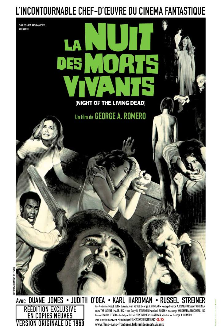 morts vivants