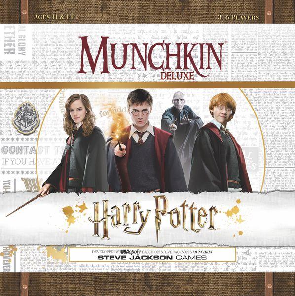munchkin harry potter