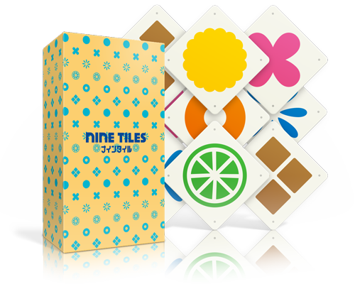 Nine Tiles chez Oink Games