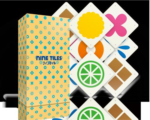 Nine Tiles chez Oink Games