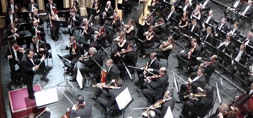 Slonak Philharmonic & Ali Rahbari