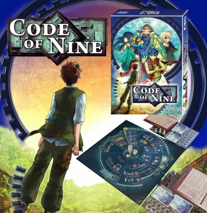 OWACON, Code of Nine
