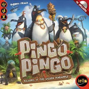 Pingo Pingo, Squad Seven chez les Pingouins royalistes des mers du sud.